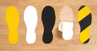 Antisliptape voeten